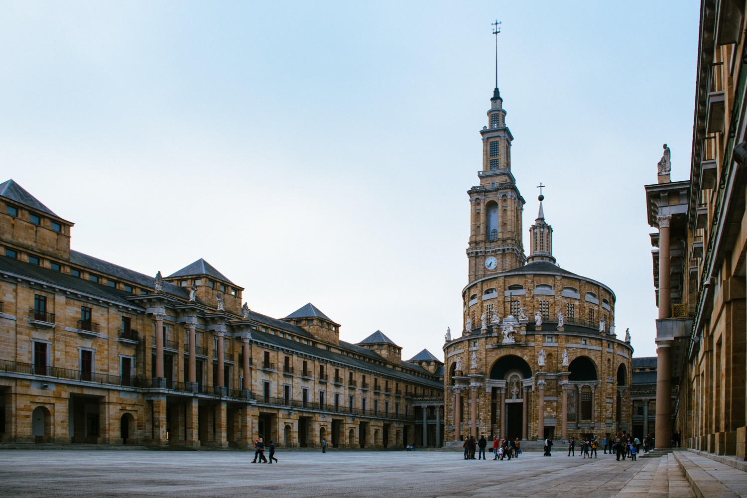 Universidad Laboral Gijón
